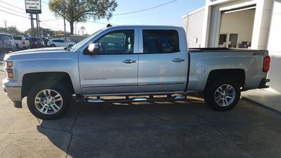 Chevrolet Silverado 1500 2014 for Sale in Eunice, LA