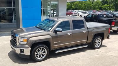 2014 GMC Sierra 1500 SLT for sale VIN: 3GTU2VEC9EG560601
