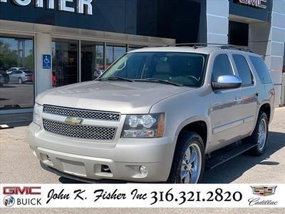 2008 Chevrolet Tahoe LTZ for sale VIN: 1GNFK13018J153165