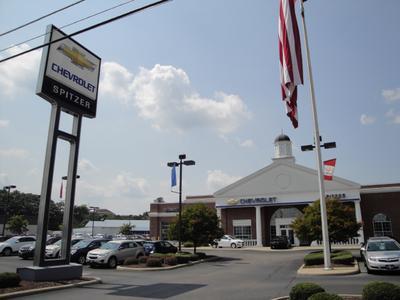 Spitzer Chevrolet North Canton Image 4