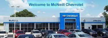 McNeill Chevrolet Image 4