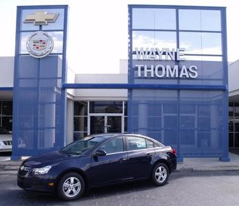 Wayne Thomas Chevrolet Cadillac Image 1