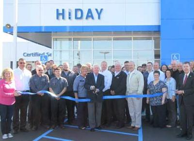 Hiday Motors, Inc. Image 3