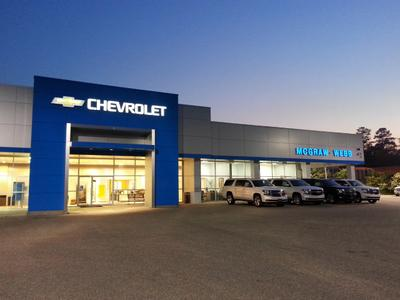McGraw Webb Chevrolet Image 1