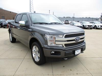 Ford F-150 2018 for Sale in Chillicothe, IL
