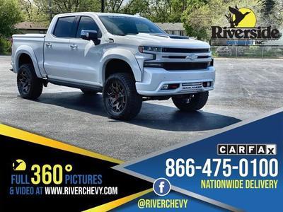 Chevrolet Silverado 1500 2020 for Sale in Chillicothe, IL