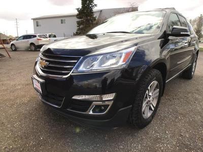 Chevrolet Traverse 2017 a la venta en Saint Anthony, ID