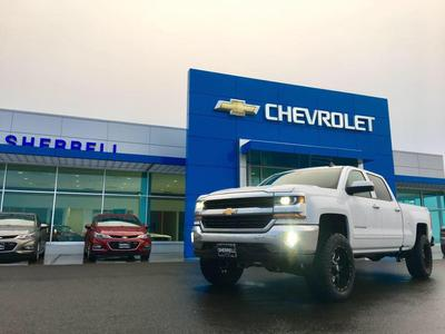 sherrell chevrolet in hermiston including address phone dealer reviews directions a map inventory and more sherrell chevrolet in hermiston