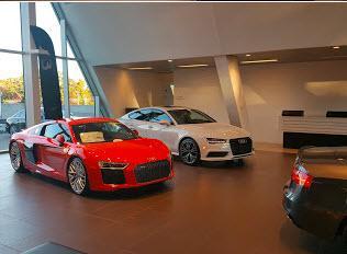 Audi Shrewsbury Image 2