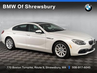 BMW 640 Gran Coupe 2016 for Sale in Shrewsbury, MA