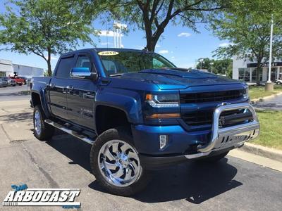 Chevrolet Silverado 1500 2018 for Sale in Troy, OH