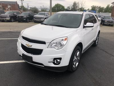 2015 Chevrolet Equinox LTZ for sale VIN: 2GNFLHE37F6368797