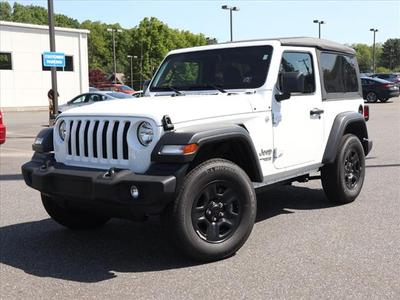 Jeep Wrangler 2018 for Sale in Pottsville, PA