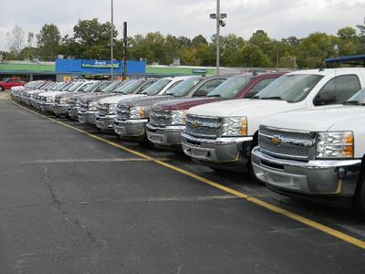 Gentry Chevrolet Image 6