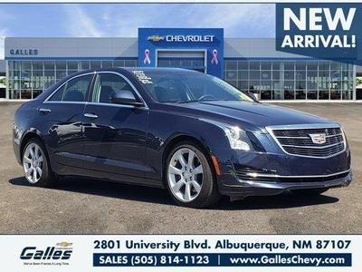 2016 Cadillac ATS 2.0L Turbo for sale VIN: 1G6AA5RX0G0144577