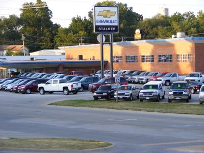 Stalker Chevrolet In Creston Including Address Phone Dealer Reviews Directions A Map Inventory And More