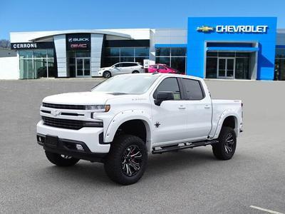 Chevrolet Silverado 1500 2021 for Sale in Attleboro, MA