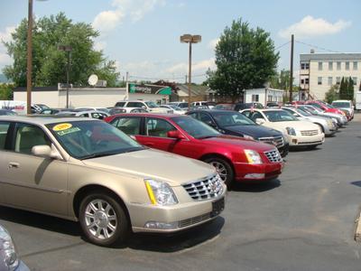 R. J. Burne Cadillac Image 1