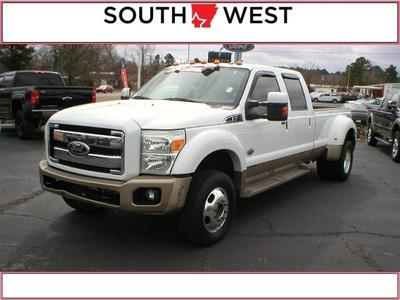 2011 Ford F-450 King Ranch for sale VIN: 1FT8W4DT5BEA45616