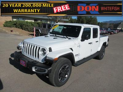 Jeep Gladiator 2021 for Sale in Whitefish, MT
