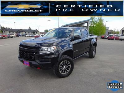 Chevrolet Colorado 2021 for Sale in Whitefish, MT