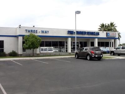 Three-Way Chevrolet Cadillac Image 1