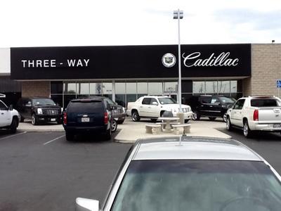 Three-Way Chevrolet Cadillac Image 3
