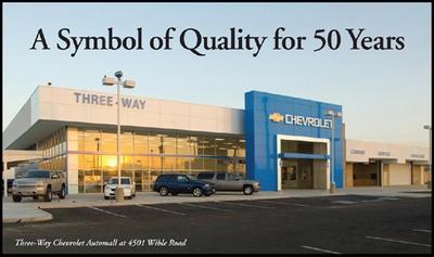 Three-Way Chevrolet Cadillac Image 6