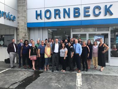 Hornbeck Chevrolet Image 1
