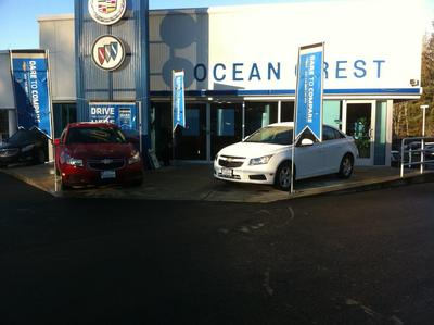 Ocean Crest Chevrolet Buick GMC Cadillac Image 1