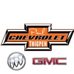 Paul Thigpen Chevrolet Image 1