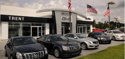 Trent Cadillac Buick GMC Image 5