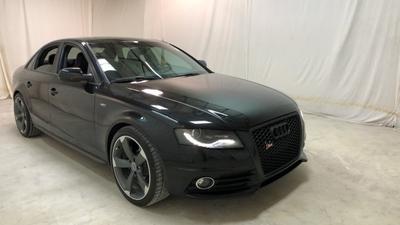 2012 Audi S4  for sale VIN: WAUKGAFL2CA033850