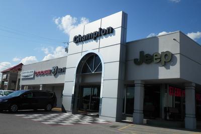 Champion Chevrolet Chrysler Dodge Jeep RAM Image 4