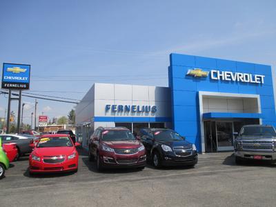Fernelius Chevrolet Image 2