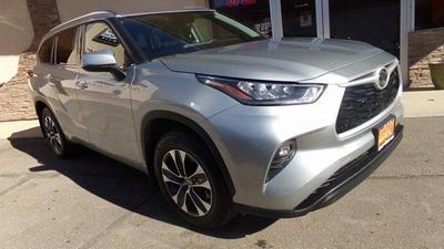 Toyota Highlander 2020 for Sale in Moab, UT