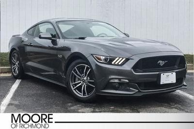 2017 Ford Mustang GT for sale VIN: 1FA6P8CF1H5312272