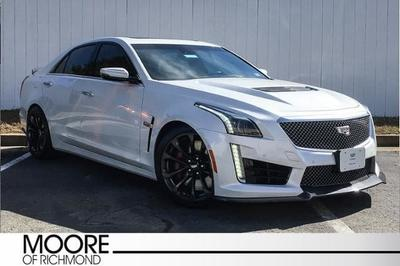 2017 Cadillac CTS-V Base for sale VIN: 1G6A15S68H0128386
