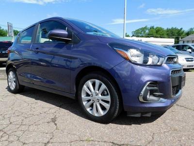 2016 Chevrolet Spark  for sale VIN: KL8CD6SA4GC615498