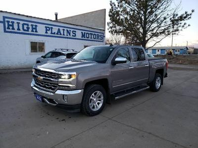 Chevrolet Silverado 1500 2017 for Sale in Wolf Point, MT