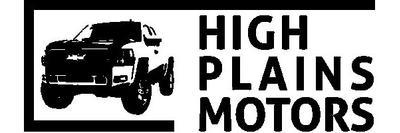 High Plains Motors, Inc. Image 1