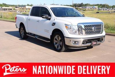 Nissan Titan 2017 for Sale in Longview, TX
