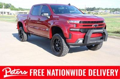 Chevrolet Silverado 1500 2019 for Sale in Longview, TX