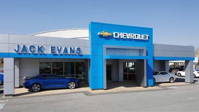 Jack Evans Chevrolet Inc. Image 1