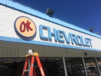 OK Chevrolet Image 1