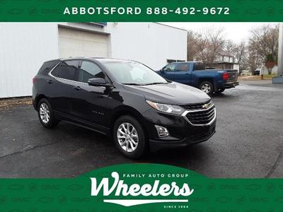 Chevrolet Equinox 2018 for Sale in Abbotsford, WI