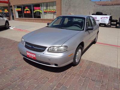Chevrolet Malibu 2001 for Sale in Milford, NE
