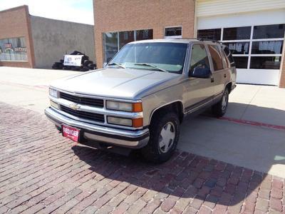 Chevrolet Tahoe 1998 for Sale in Milford, NE