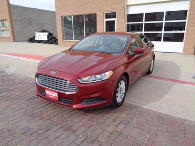 Ford Fusion 2016 a la venta en Milford, NE