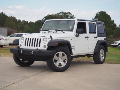 Jeep Wrangler Unlimited 2016 for Sale in Whiteville, NC